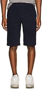 ATM Anthony Thomas Melillo MEN'S COTTON TERRY SHORTS-NAVY SIZE S