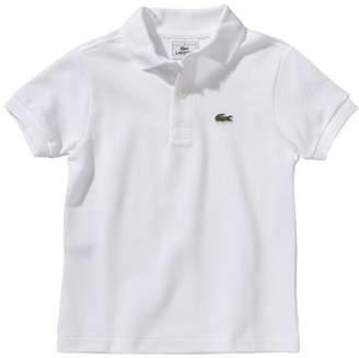 Lacoste Boys Polo 1/2 Sleeve Polo Shirt