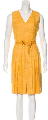 Akris Punto Sleeveless Casual Dress