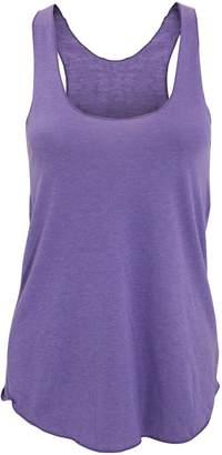 American Apparel Womens/Ladies Plain Tri-Blend Racerback Tank/Vest Top (S)