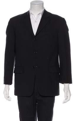 Missoni Wool Three-Button Blazer