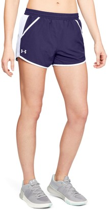 Under Armour Women's UA Fly-By Team Shorts