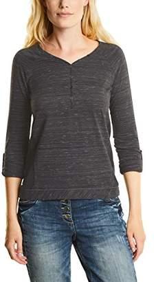 Cecil Women's 311604 Longsleeve T-Shirt,XS