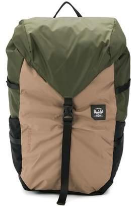 Herschel Barlow colour-blocked backpack