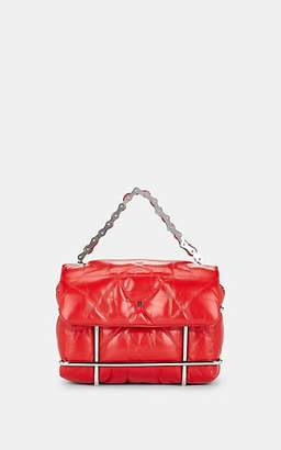 f3ace6c474d1 Alexander Wang Women s Halo Leather Crossbody Bag - Red