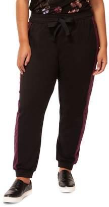 Dex Plus Drawstring Cotton-Blend Pants
