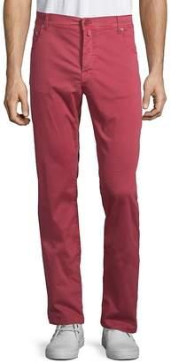 Kiton Men's Classic Stretch Pants