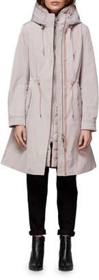 Mackage Kait 2-in-1 Parka Coat w/ Puffer Underlay
