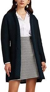 Barneys New York Women's Merino Wool Cardigan - Black