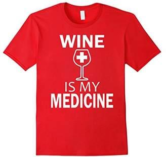 Wine Is My Medicine T-Shirt