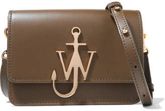 J.W.Anderson Logo Mini Leather Shoulder Bag