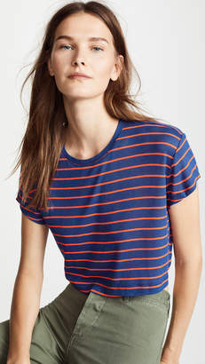 Splendid New Haven Crop Tee