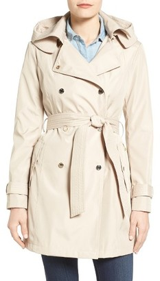 Women's Jessica Simpson Trench Coat $168 thestylecure.com