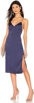 superdown Frida Side Slit Dress