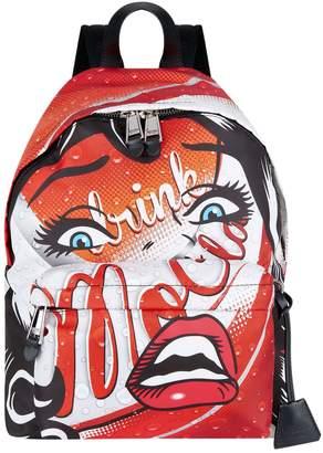 Moschino Fantasy Print Nylon Backpack