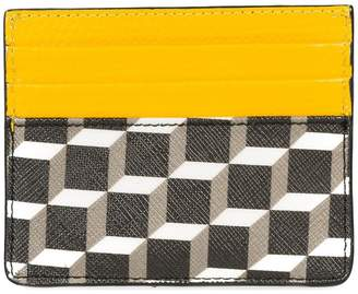 Pierre Hardy colour-block cardholder
