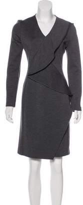 Salvatore Ferragamo Knee-Length Sheath Dress
