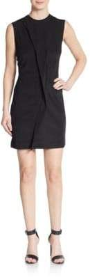 Marc by Marc Jacobs Draped Front Dress