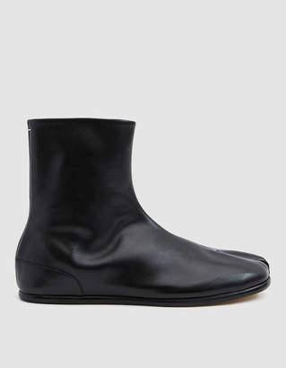 Maison Margiela Flat Tabi Ankle Boot