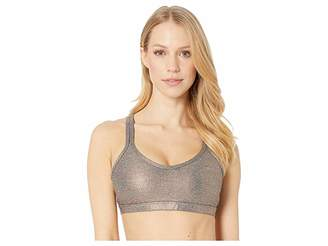 Beyond Yoga Dusted Double Back Bra