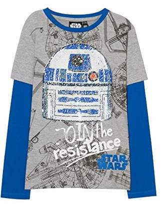 Desigual Boy's Ts_Oskar T-Shirt,(Size: 13/14)