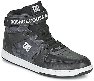 PENSFORD SE men's Shoes (High-top Trainers) in Black