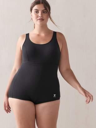 Aqua Tank One-Piece Swimsuit - TYR