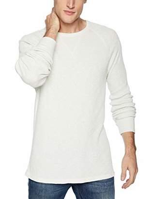 Hudson Men's Long Sleeve Waffle Thermal Shirt