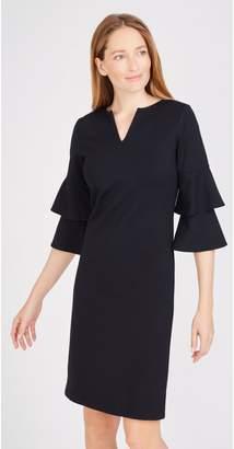 J.Mclaughlin Letty Bell Sleeve Dress