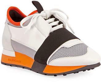 Balenciaga Classic Colorblock Runner Sneakers
