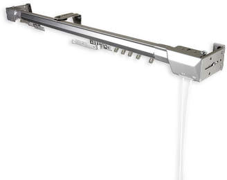 ROD DESYNE Rod Desyne Center Open Traverse Adjustable Curtain Rod