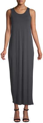Armani Exchange Ruched Shift Dress