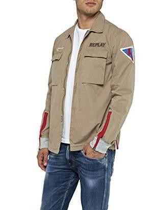 Replay Men's M8981 .000.83006 Jacket,Large