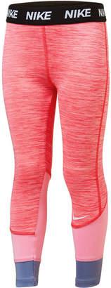 Nike Girls Dri-Fit Split Leggings