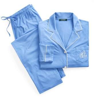 Ralph Lauren Cotton-Modal Pajama Set
