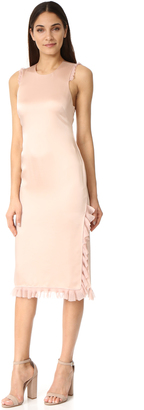 Elizabeth and James Adriene Ruffle Dress $395 thestylecure.com