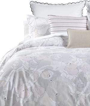 Kate Spade Vintage Floral Duvet Cover Three-Piece Set