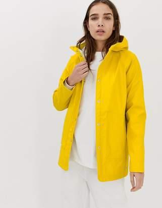 faed19975 Herschel classic hooded waterproof jacket
