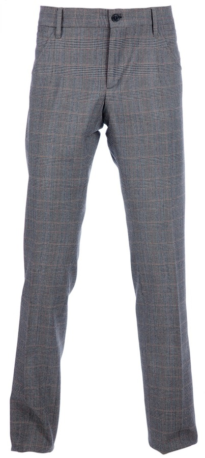 Dolce & Gabbana Checked trouser