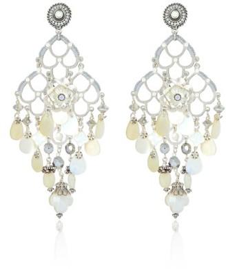 Women's Gas Bijoux Reine Drop Earrings $218 thestylecure.com