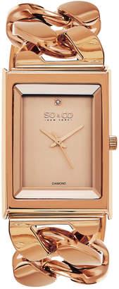 SO & CO So & Co Women's Soho Diamond Watch