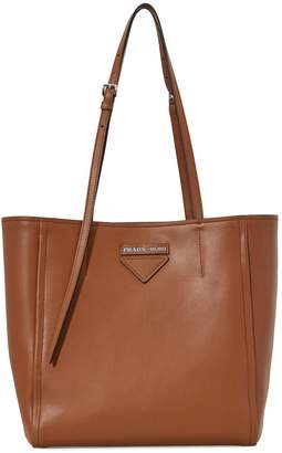 Prada Wide-handled tote