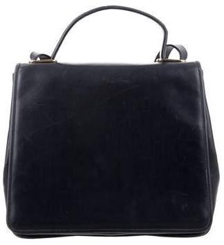 Salvatore Ferragamo Vintage Leather Shoulder Bag