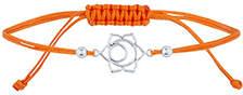 Accessorize Sterling Silver Sacral Chakra Bracelet