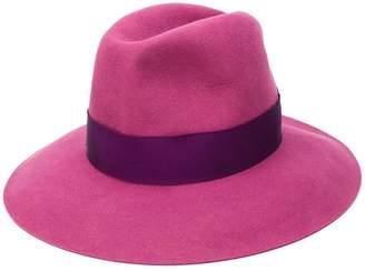 Borsalino (ボルサリーノ) - Borsalino classic wide brim hat