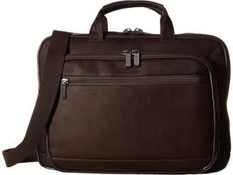 Kenneth Cole Reaction Point of De-Port-Ure - Computer Portfolio Briefcase Bags