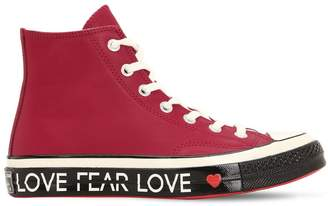 Converse Chuck 70 Leather High Top Sneakers