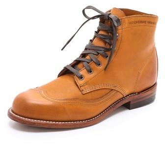 Wolverine 1000 Mile Addison 1000 Mile Wingtip Boots