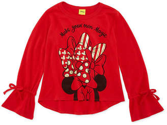 DISNEY MINNIE MOUSE Disney Mickey Mouse Graphic T-Shirt Girls