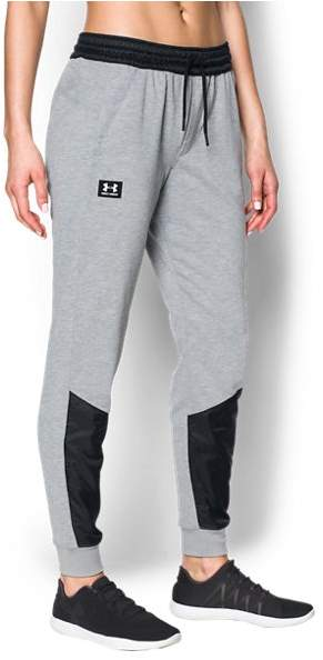 Women's UA Favorite French Terry Warm Up Pants